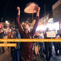Kurdish Leader Quits, Latest Fallout From Much-Criticized Independence Vote-MARGARET COKER